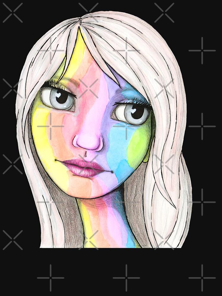 She Loves In Color by LittleMissTyne