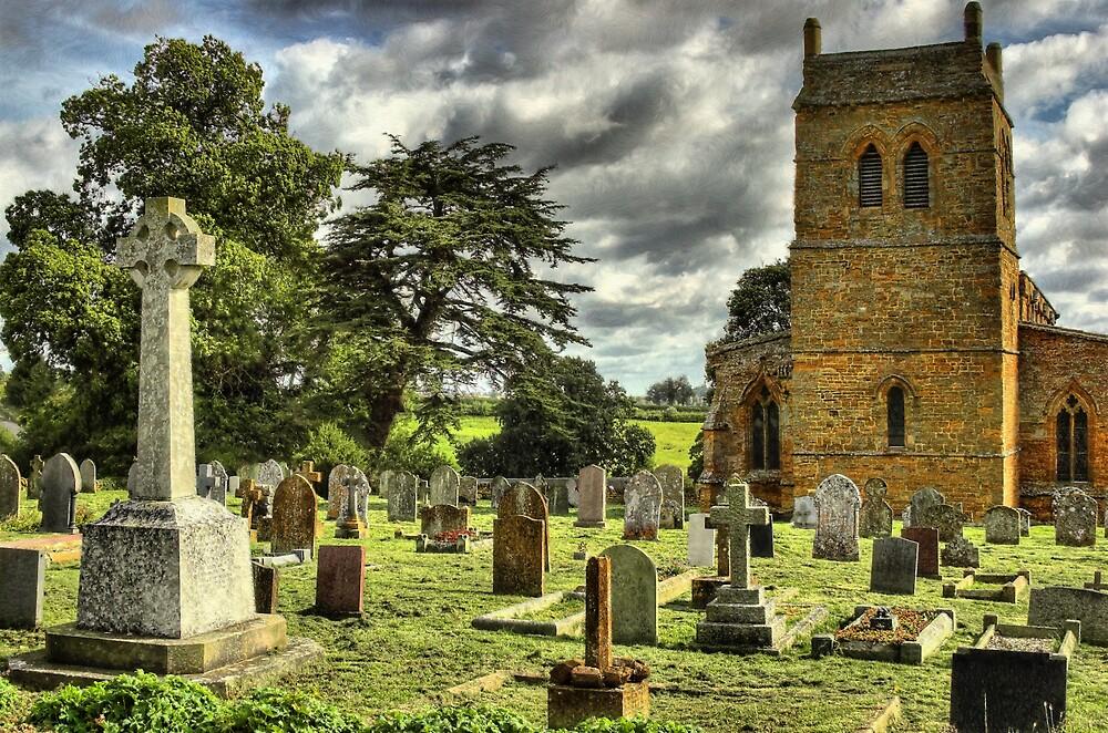 Harlestone Church And War Memorial by SimplyScene