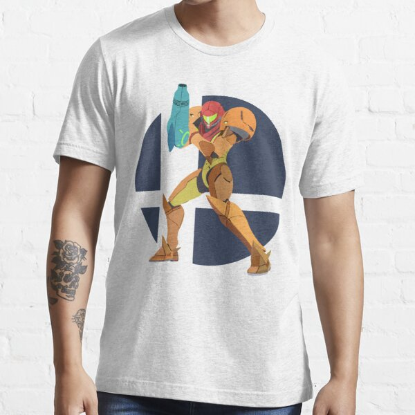 Samus - Super Smash Bros. Ultimate Essential T-Shirt