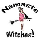 Namaste Witches by FRANKEY CRAIG