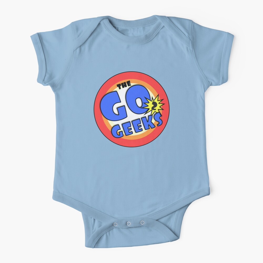 The Go2Geeks Baby One-Piece