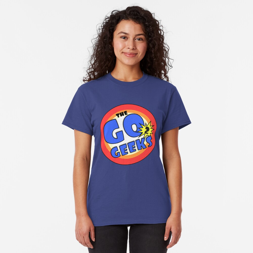 The Go2Geeks Classic T-Shirt