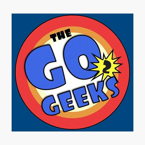 The Go2Geeks Photographic Print