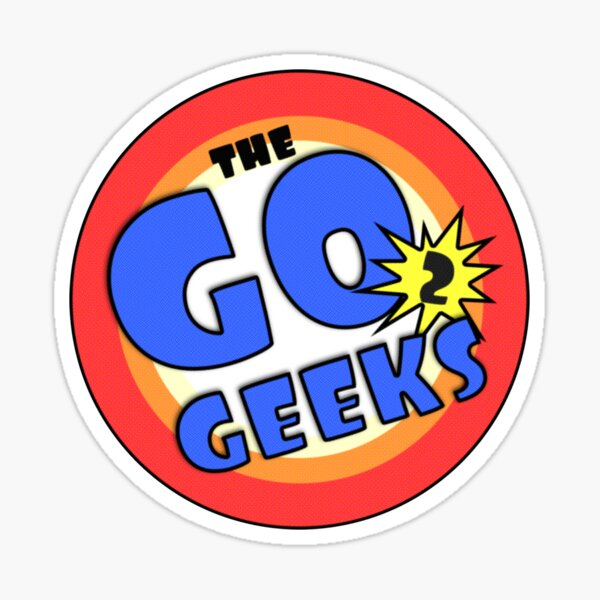 The Go2Geeks Sticker