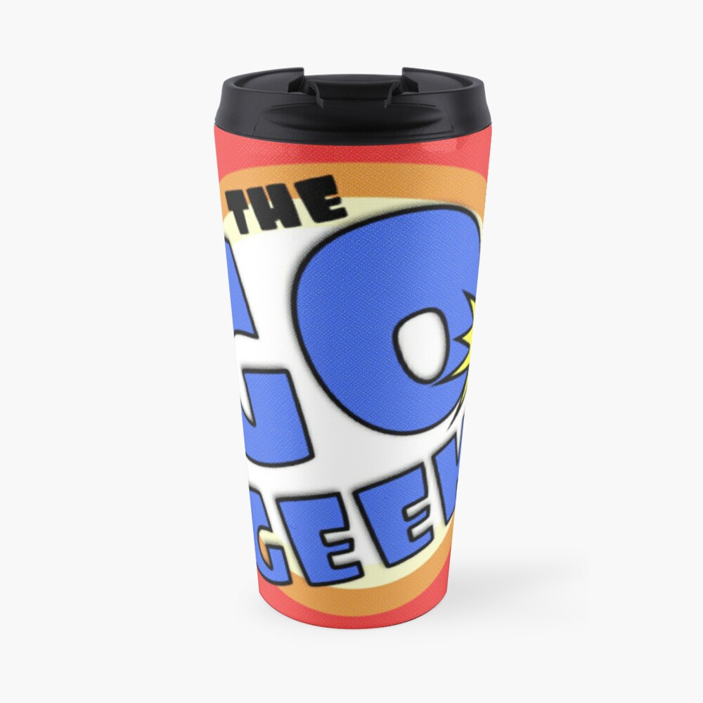 The Go2Geeks Travel Mug