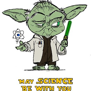 May science be with you by MarjolaineC