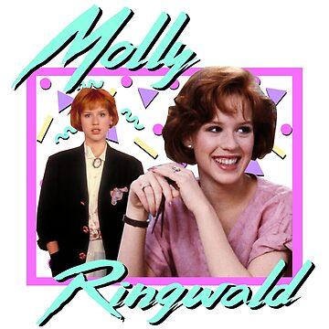 80s Molly Ringwald by ellentwd