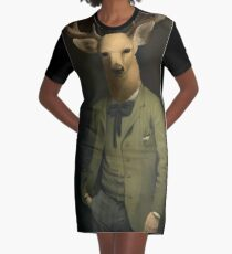Tobias Graphic T-Shirt Dress