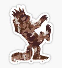 Wild Rumpus Sticker