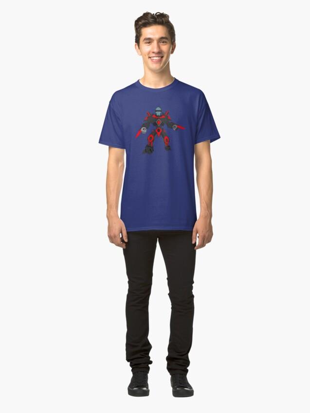 Alternate view of Zealot Tal'darim Classic T-Shirt