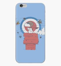 SNOOPY RED BARON iPhone Case
