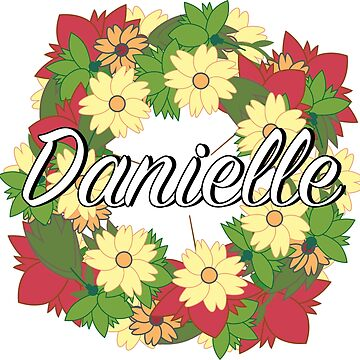 Danielle - Flower Wreath by Nevl