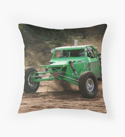 Power and Motion 1 Throw Pillow