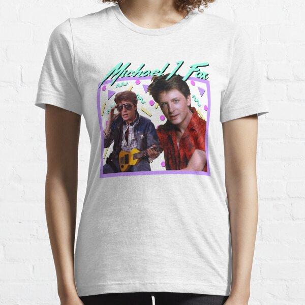 Années 80 Michael J Fox T-shirt essentiel