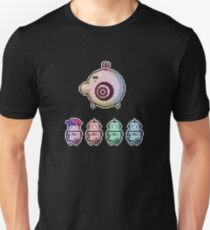 Time Traveleing Soulbots Unisex T-Shirt