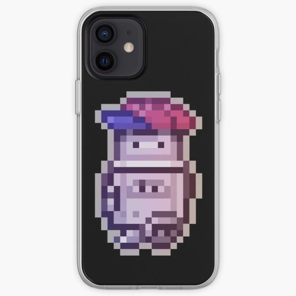 Time Traveleing Soulbots iPhone Soft Case