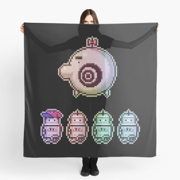 Time Traveleing Soulbots Scarf