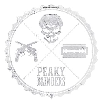 Peaky Blinders by Eye Voodoo - Jagblem mk1 by eyevoodoo