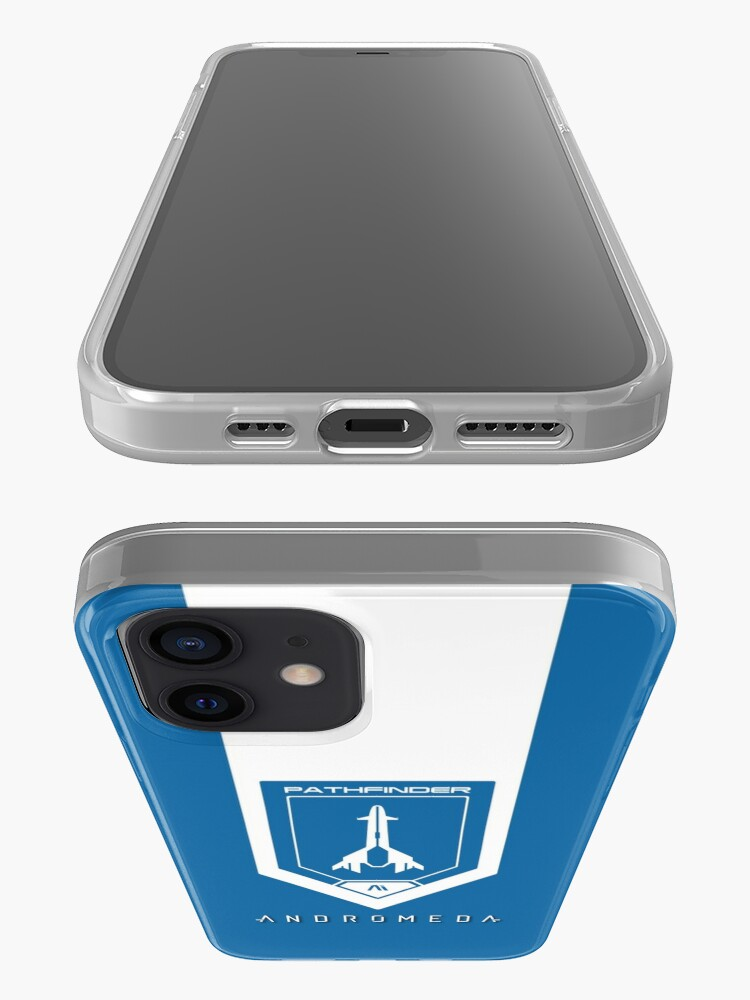 Alternate view of Pathfinder Mass effect  iPhone Case & Cover