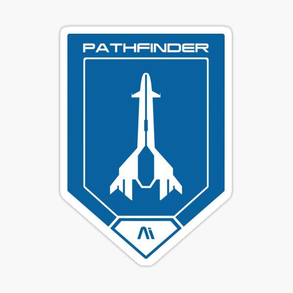 Pathfinder Mass effect  Sticker