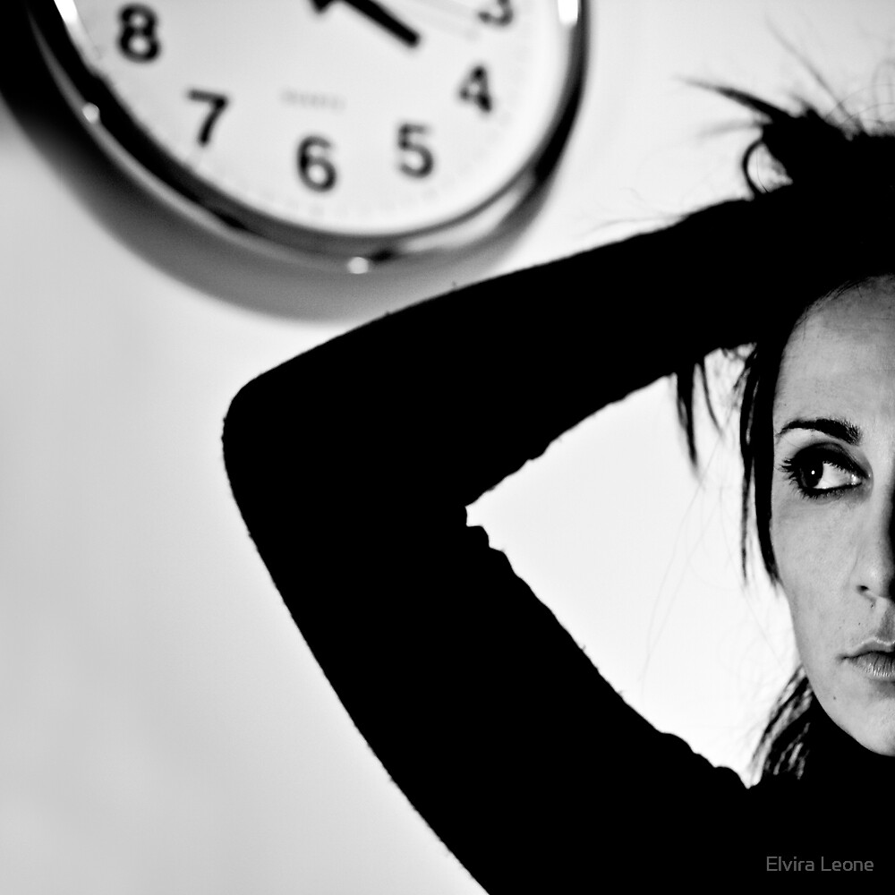 Time  by Elvira Leone