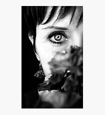 Beauty in her 50s Photographic Print