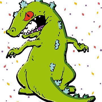 Mad Reptar by asnowlook