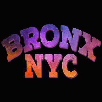 bronx, new york by martianred