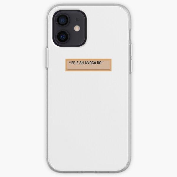 FRESHAVOCADO! iPhone Soft Case