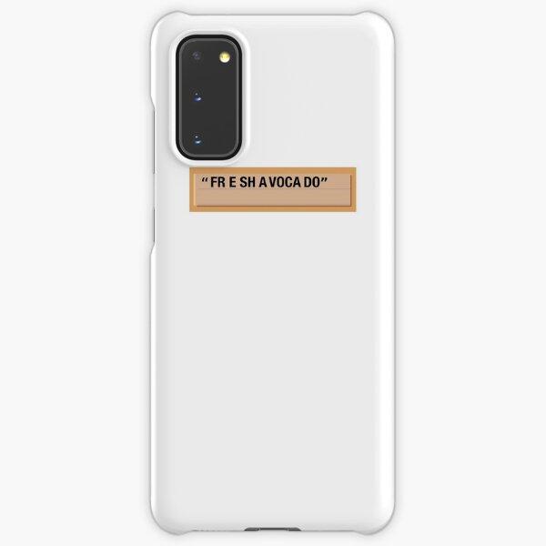 FRESHAVOCADO! Samsung Galaxy Snap Case