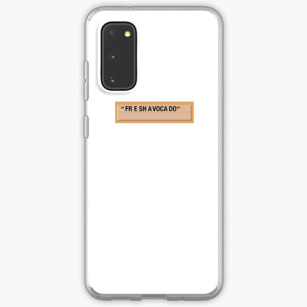 FRESHAVOCADO! Samsung Galaxy Soft Case