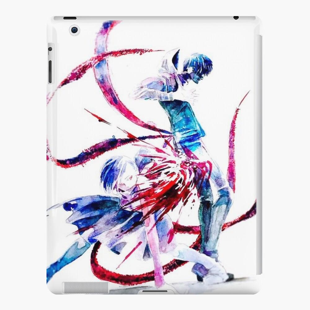 Anime Funda y vinilo para iPad
