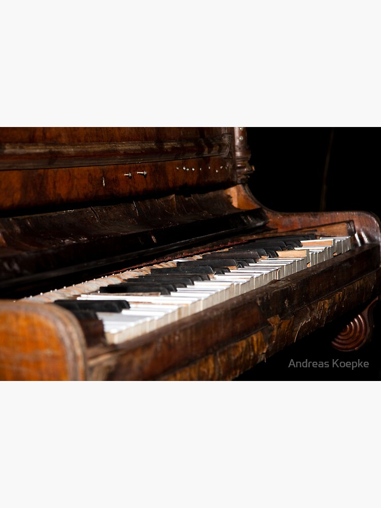 The piano by mistered