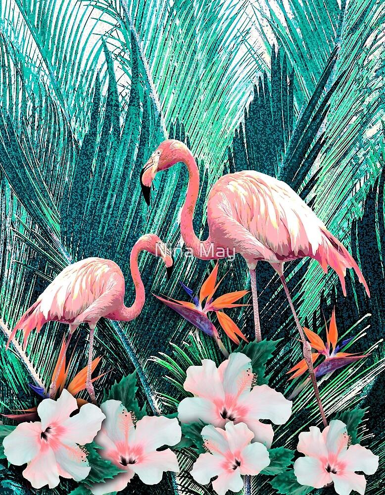 Tropical Shade by Nina May