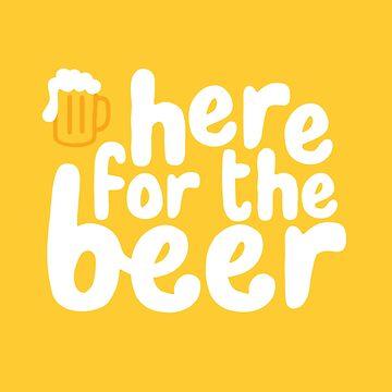 Aquí para la cerveza de elysecon