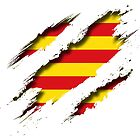 "Catalonia ""Tearing A New One"" by BlackCheetah"