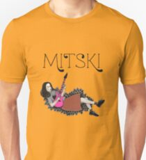 Mitski - North American Tour Icon Unisex T-Shirt