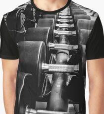 Dumbbells Graphic T-Shirt