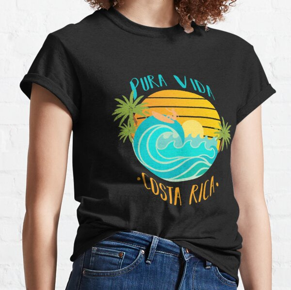 Pura Vida Costa Rica Classic T-Shirt