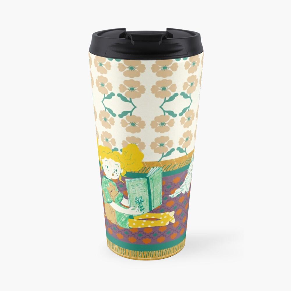 Once upon a time. Travel Mug