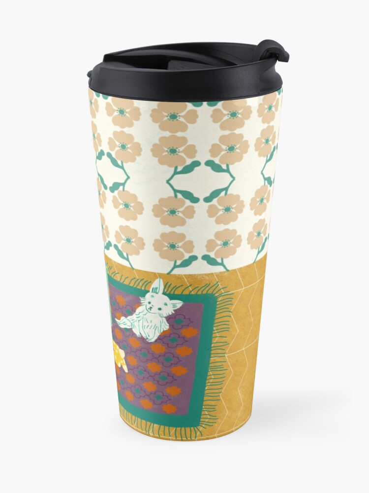 Alternate view of Once upon a time. Travel Mug