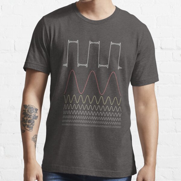 Fourier Transform Essential T-Shirt