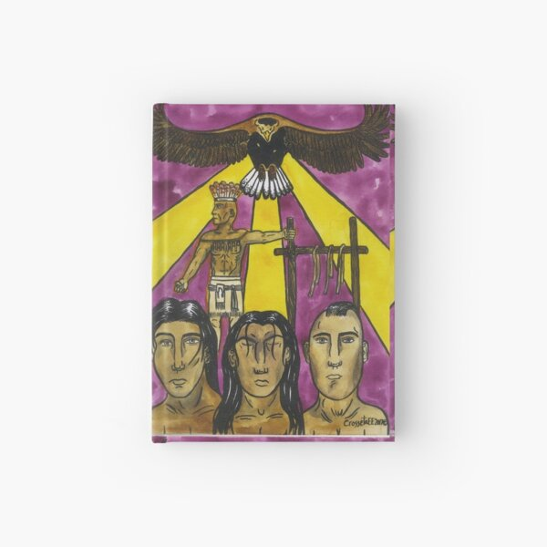 Condolences of Hiawatha Hardcover Journal
