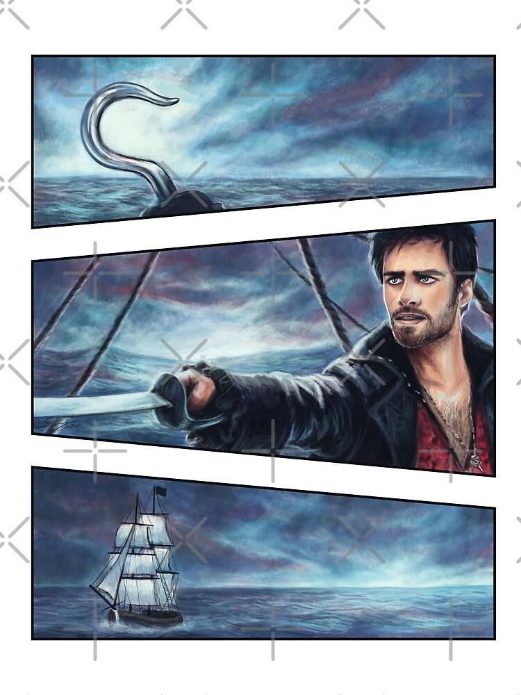 A Pirate's Life by Svenja Gosen
