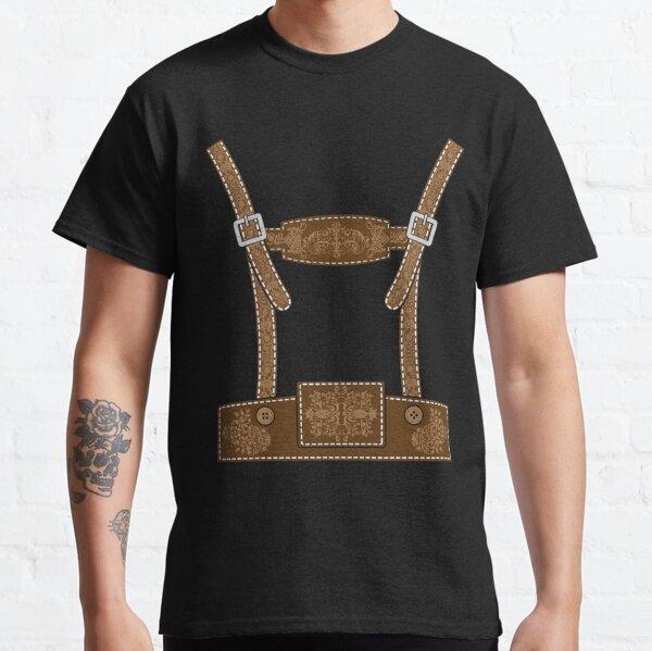 Oktoberfest Lederhosen Dirndl Costume T-Shirt Classic T-Shirt