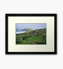 Slea Head, County Kerry Framed Print