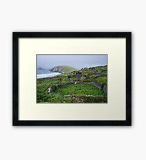 Slea Head, County Kerry Framed Print