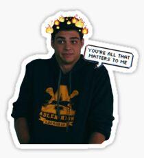 Peter k Sticker