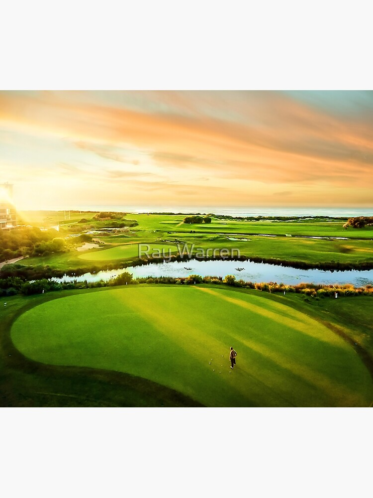 Golfing the Gong - Grand Vista by RayW
