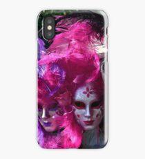Venitian Masks iPhone Case/Skin